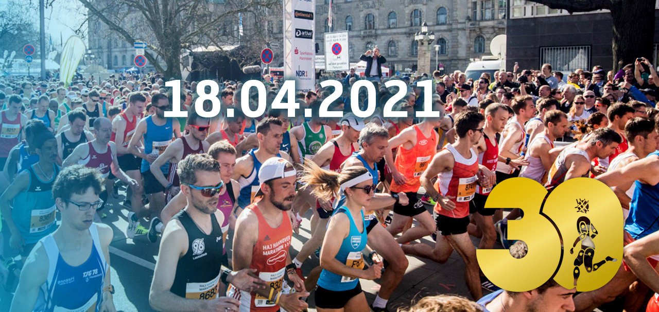 Hannover Marathon 2021 Strecke
